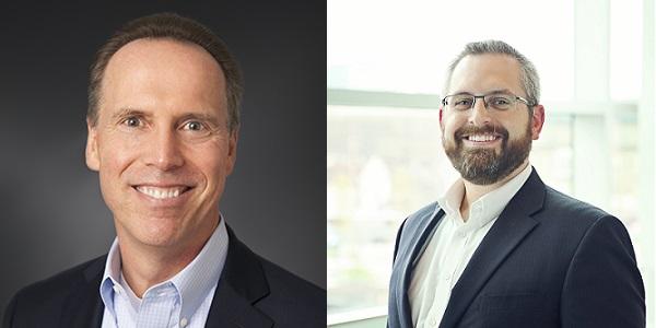 Rockwell's Bob Murphy and Accenture's Scott Feldmann