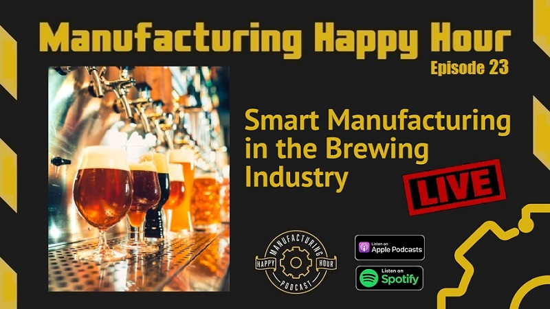 Smart Manufacturing in the Brewing Industry