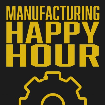 Manufacturing Happy Hour Logo